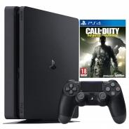 Игровая приставка Sony PlayStation 4 1000 Gb + Call of Duty: Infinite Warfare (CUH-2008B)
