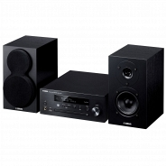 Музыкальный центр Yamaha MCR-N470 BK