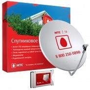 Комплект спутникового телевидения МТС №110