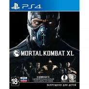 Mortal Kombat XL PS4, русская версия
