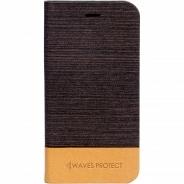 Чехол для смартфона Waves Protect Jeans iPhone 7 коричневый (WP0007)