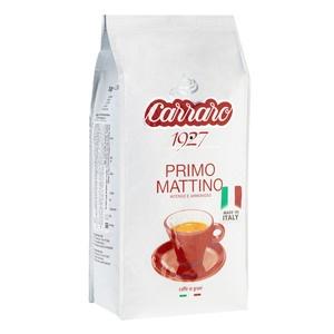 Кофе в зернах Carraro Примо Маттино