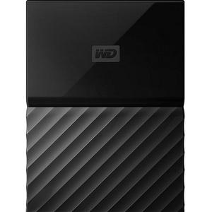 Внешний жесткий диск (HDD) Western Digital My Passport 1TB, black