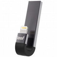 Флэш-диск Leef iBridge 3 64GB черный