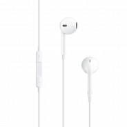 Наушники Apple EarPods with 3.5mm MNHF2ZM/A white