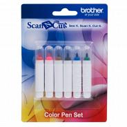 Набор цветных маркеров Brother XF7575001