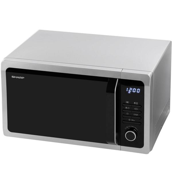 купить Микроволновая печь Sharp R-3852RSL - цена, описание, отзывы - фото 1