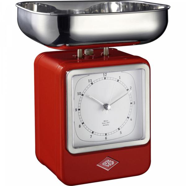 купить Кухонные весы Wesco Scales&Clocks 322204-02 - цена, описание, отзывы - фото 1