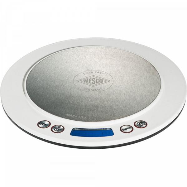 купить Кухонные весы Wesco Scales&Clocks 322251-01 - цена, описание, отзывы - фото 1
