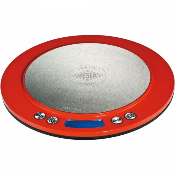 купить Кухонные весы Wesco Scales&Clocks 322251-02 - цена, описание, отзывы - фото 1