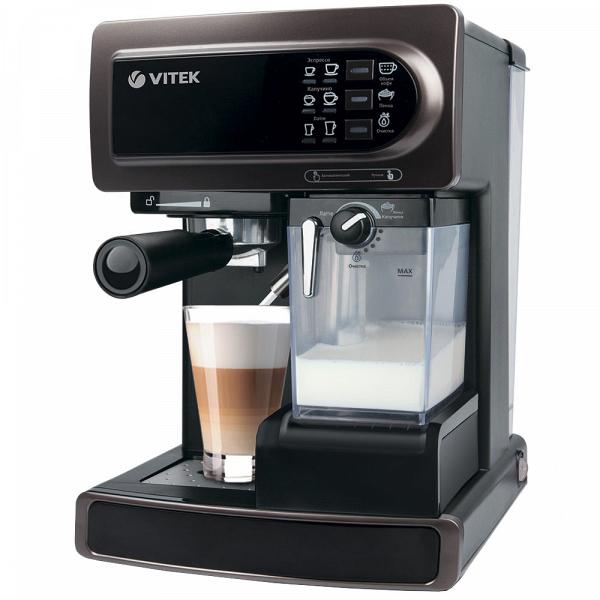 купить Кофеварка Vitek VT-1517 - цена, описание, отзывы - фото 1