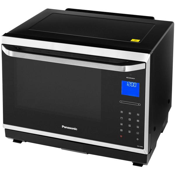 купить Микроволновая печь Panasonic NN-CS894BZPE - цена, описание, отзывы - фото 1