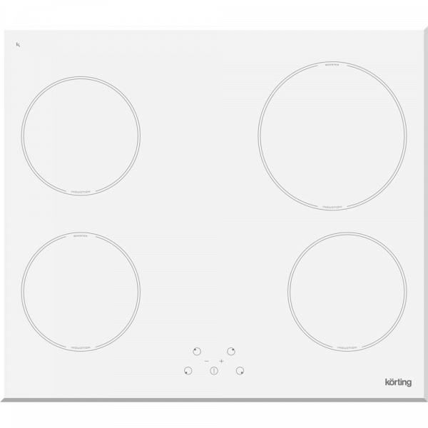 купить Варочная поверхность Korting HI 64021 BW - цена, описание, отзывы - фото 1