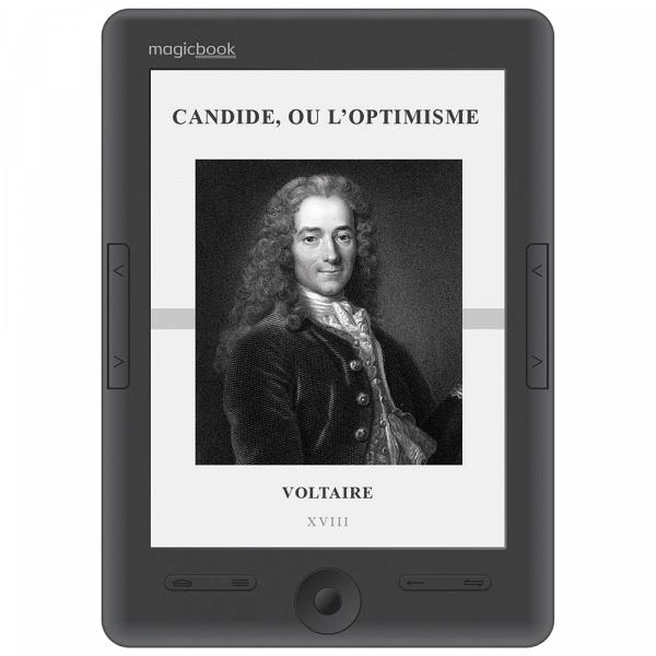 купить Электронная книга Gmini MagicBook S62LHD - цена, описание, отзывы - фото 1