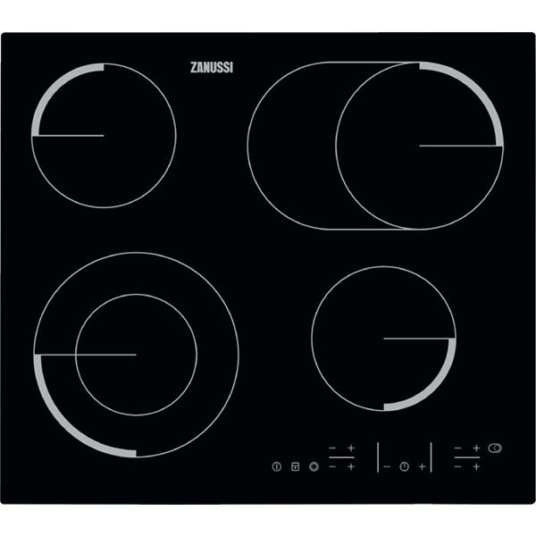 купить Варочная поверхность Zanussi ZEV56646FB - цена, описание, отзывы - фото 1