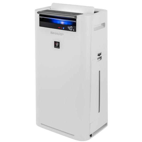 купить Очиститель воздуха Sharp KC-G41RW - цена, описание, отзывы - фото 1
