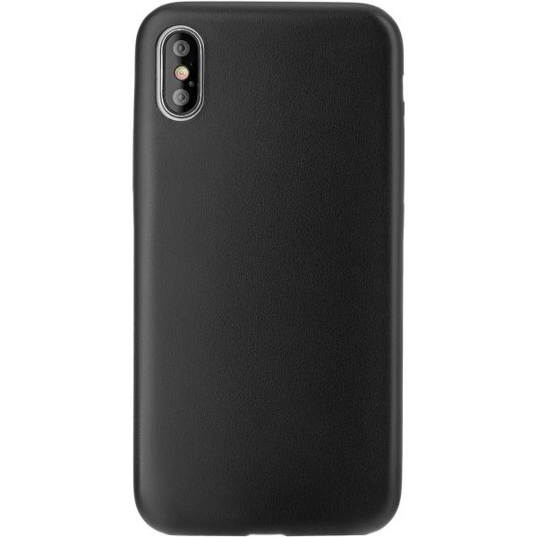 купить Чехол для смартфона uBear Coast Case для iPhone X, черный (CS28BL01-I10) - цена, описание, отзывы - фото 1
