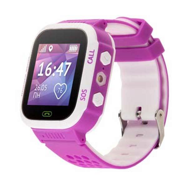 купить Детские умные часы Кнопка жизни Aimoto Start, Pink - цена, описание, отзывы - фото 1
