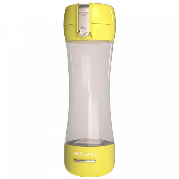 купить Генератор водородной воды ENHEL Bottle желтый - цена, описание, отзывы - фото 1