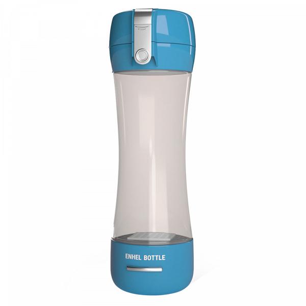 купить Генератор водородной воды ENHEL Bottle синий - цена, описание, отзывы - фото 1