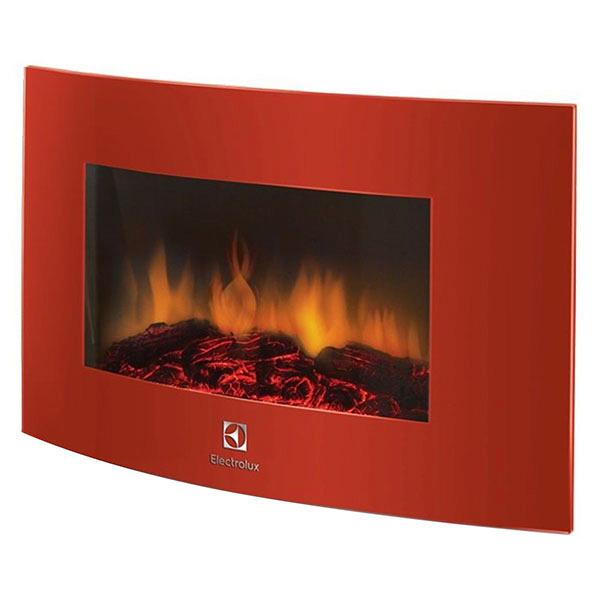 купить Электрокамин Electrolux EFP/W-1200URLS красный - цена, описание, отзывы - фото 1