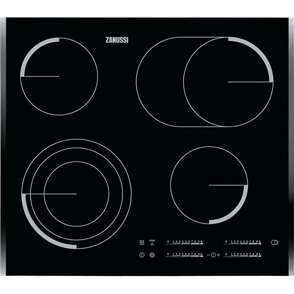 купить Варочная поверхность Zanussi CKZ6450KF - цена, описание, отзывы - фото 1