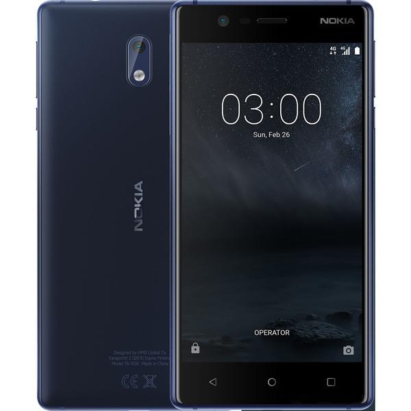 278795cc88dd1 Смартфон Nokia 3 Blue - купить смартфон Нокиа 3 Blue в Москве: цена ...