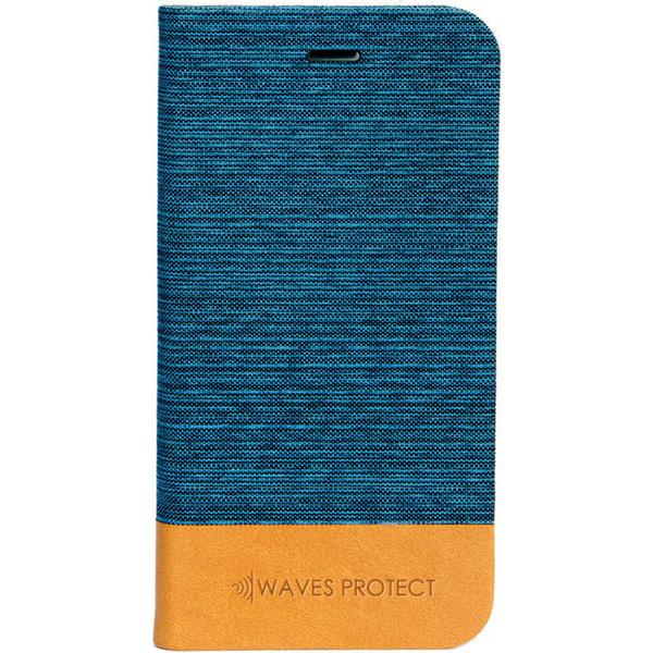 купить Чехол для смартфона Waves Protect Jeans Samsung S8 синий (WP0015) - цена, описание, отзывы - фото 1