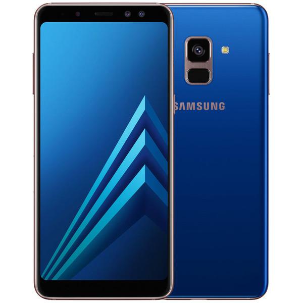 купить Смартфон Samsung Galaxy А8 SM-A530F blue - цена, описание, отзывы - фото 1