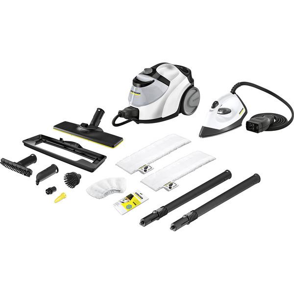купить Пароочиститель Karcher SC 5 EasyFix Premium Iron Kit, white (1.512-552.0) - цена, описание, отзывы - фото 1
