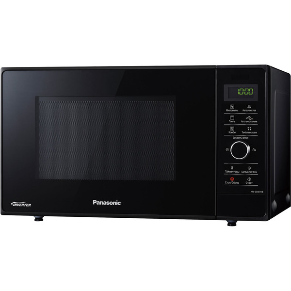 купить Микроволновая печь Panasonic NN-GD37HBZPE - цена, описание, отзывы - фото 1