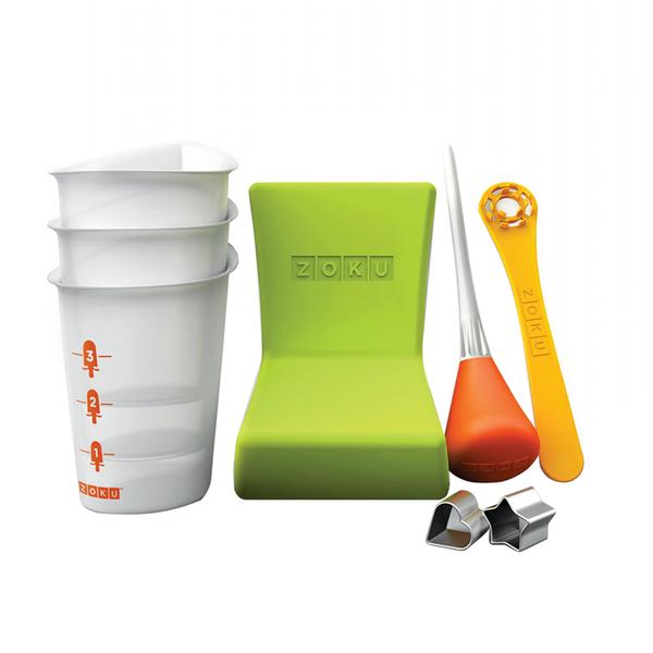купить Набор инструментов для украшения мороженого Zoku Quick Pop Tools ZK103 - цена, описание, отзывы - фото 1
