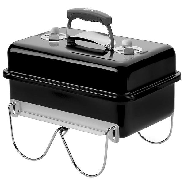 купить Уличный гриль барбекю Weber Go-Anywhere 1131004 - цена, описание, отзывы - фото 1