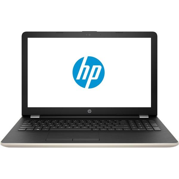 купить Ноутбук HP 15-bs612ur 2QJ04EA Gold - цена, описание, отзывы - фото 1
