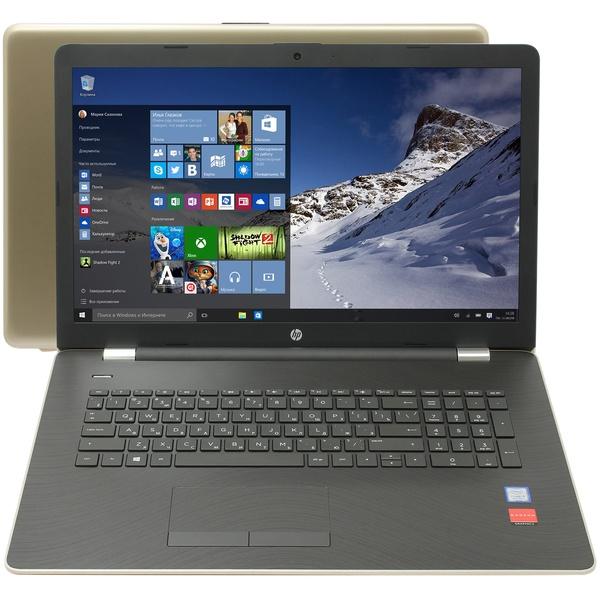 купить Ноутбук HP 17-bs103ur 2PP83EA золотистый - цена, описание, отзывы - фото 1
