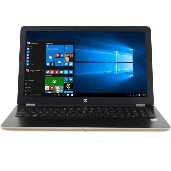 купить Ноутбук HP 15-bs039ur 1VH39EA золотистый - цена, описание, отзывы - фото 1