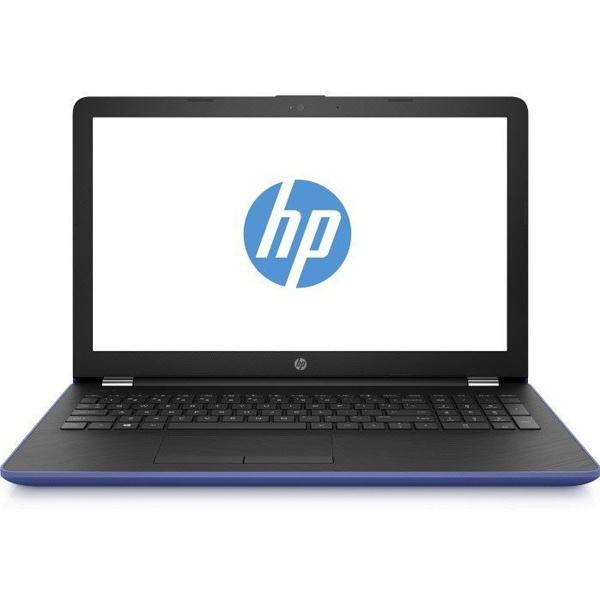 купить Ноутбук HP 15-bs050ur 1VH49EA синий - цена, описание, отзывы - фото 1