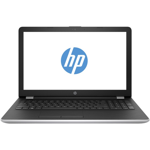 купить Ноутбук HP 15-bs105ur 2PP24EA серебристый - цена, описание, отзывы - фото 1