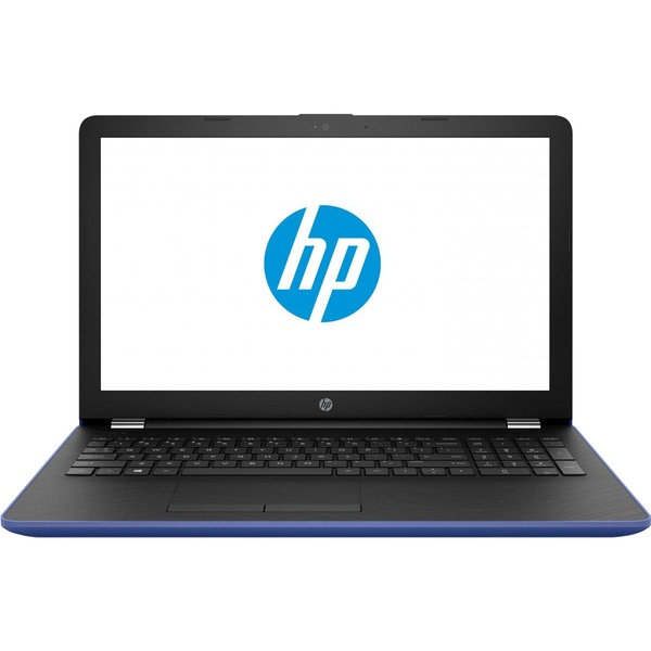 купить Ноутбук HP 15-bs598ur 2PV99EA синий - цена, описание, отзывы - фото 1