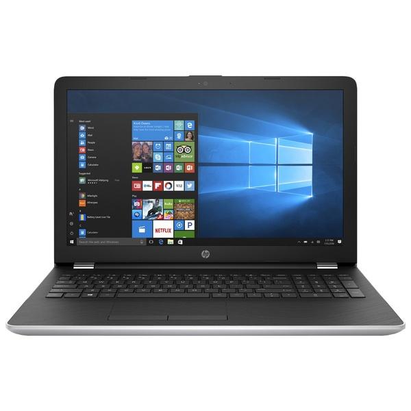 купить Ноутбук HP 15-bs599ur 2PW00EA серебристый - цена, описание, отзывы - фото 1