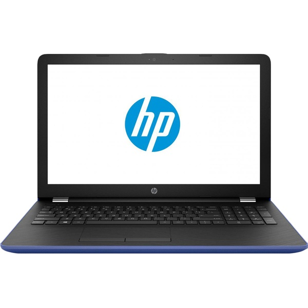 купить Ноутбук HP 15-bs108ur 2PP28EA синий - цена, описание, отзывы - фото 1