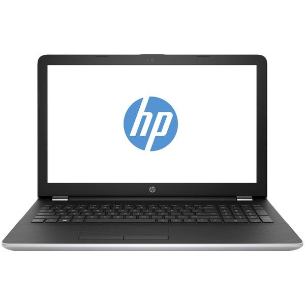 купить Ноутбук HP 15-bs591ur 2PV92EA серебристый - цена, описание, отзывы - фото 1