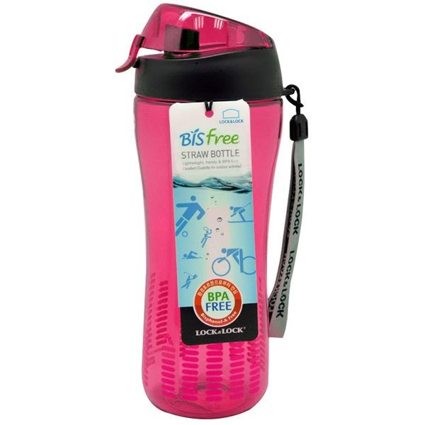 купить Бутылка Lock&Lock ABF628P розовая - цена, описание, отзывы - фото 1