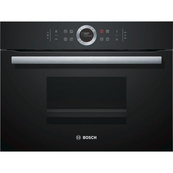 купить Встраиваемая пароварка Bosch CDG634BB1 - цена, описание, отзывы - фото 1
