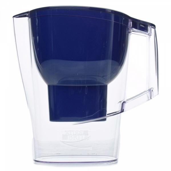 купить Фильтр для очистки воды Brita Maxtra Aluna XL 3.5 л синий - цена, описание, отзывы - фото 1