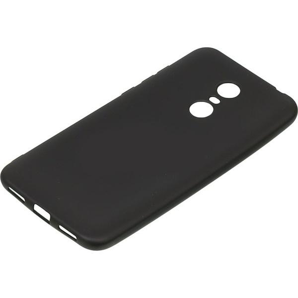 купить Чехол для смартфона TFN Glance RS-10-018GLCBK для Xiaomi Redmi 5 Plus черный - цена, описание, отзывы - фото 1