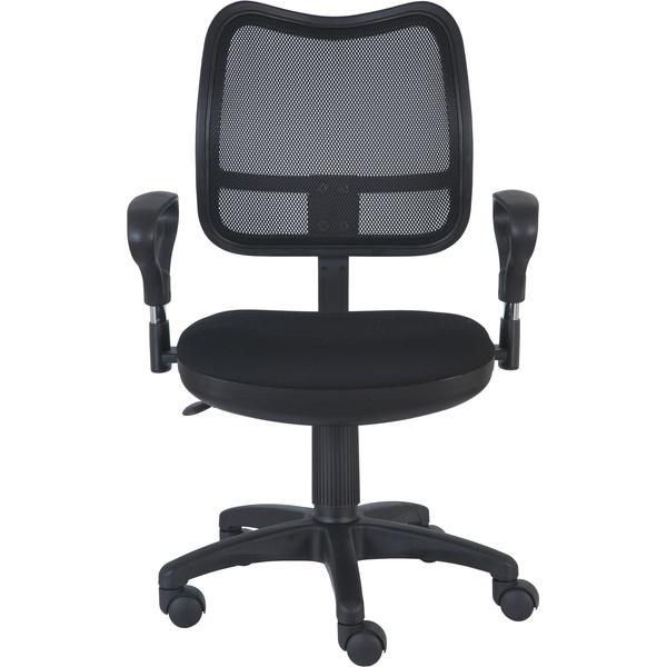 купить  Компьютерное кресло Бюрократ CH-799AXSN черный - цена, описание, отзывы - фото 1