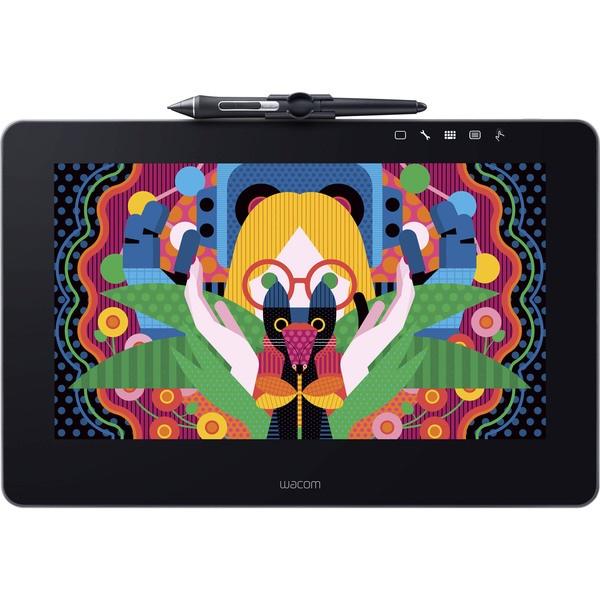 купить Графический планшет Wacom Cintiq Pro 13 DTH-1320-RU Black - цена, описание, отзывы - фото 1