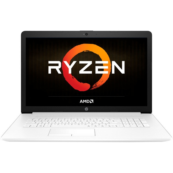 купить Ноутбук HP Notebook 17-ca0046ur Snow White (4MG19EA) - цена, описание, отзывы - фото 1