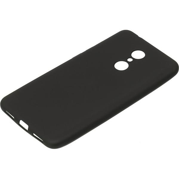 купить Чехол для смартфона TFN для Xiaomi Redmi 5 Glance, черный - цена, описание, отзывы - фото 1